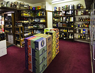 beer department