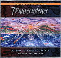 Enlightenment Ales American Farmhouse Ale 'Transcendence'