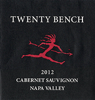 Twenty Bench Napa Valley Cabernet Sauvignon
