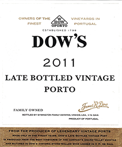 Dows Late Bottled Vintage Porto