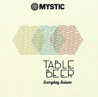 Mystic Brewery 'Everyday Saison' Table Beer