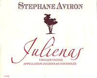Stephane Aviron Julienas