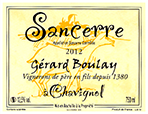 Gérard Boulay Sancerre