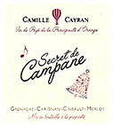 Secret de Campane Vin de Pays d'Orange