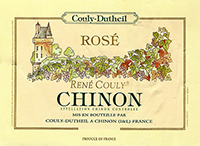 Couly-Dutheil Rene Couly Chinon Rosé